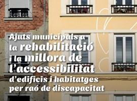 La Paeria atorga 28 ajudes a la rehabilitació d'edificis amb una inversió de 150.000 euros
