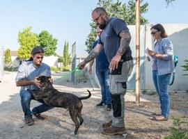 La Paeria estudia l'ampliació de la plantilla del Centre d'Acollida dels Animals de Companyia i crea la figura de dinamitzador amb l'objectiu de fomentar les adopcions i reforçar el voluntariat