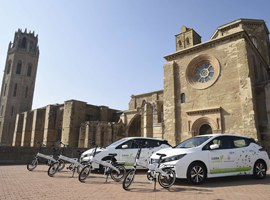 La Paeria incorpora 6 vehicles elèctrics al seu parc mòbil i suma en sostenibilitat