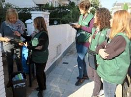 La Paeria iniciarà a finals d'any la segona fase d'implantació de la recollida porta a porta a Pardinyes i Balàfia