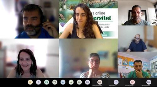Imatge de la notícia La Paeria presenta les experiències de participació ciutadana en l'estudi de la biodiversitat
