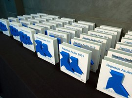 Imatge de la notícia La Paeria rep el premi per la seva excel·lent gestió en la recollida selectiva de paper i cartó per quart any consecutiu