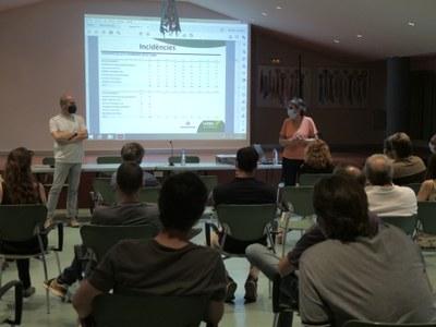 Lleida, model de recollida selectiva Porta a Porta