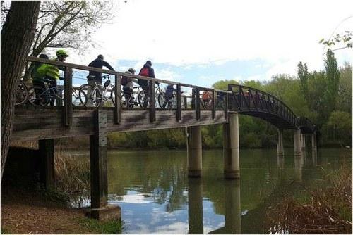 Imatge de la notícia Programa conjunt de la Paeria, amb Girona i França, per promoure la descoberta dels espais fluvials del Segre, una alternativa en temps de Covid-19