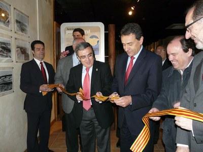 S'inaugura l'exposició permanent del Centre d'interpretació de la Mitjana