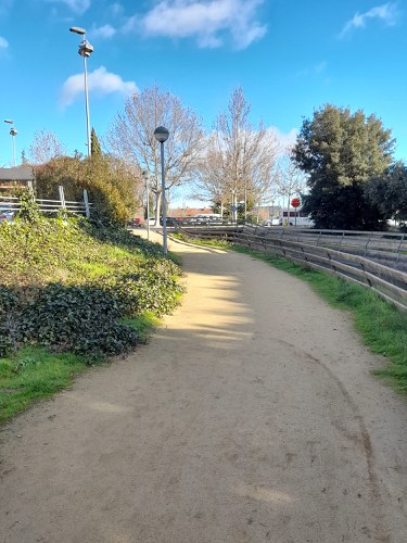 Imatge de la notícia Treballs als Jardins Jaume Magre per netejar i millorar l'espai