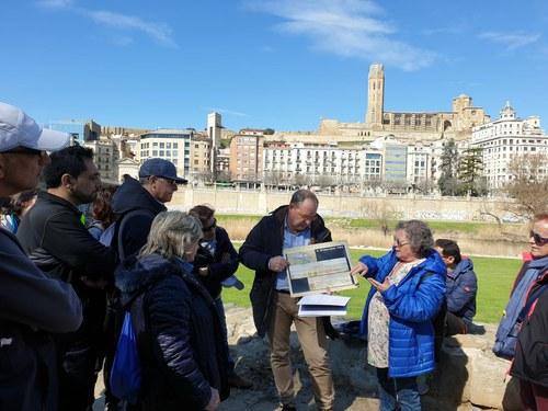 Imatge de la notícia Visita guiada pel Segre per descobrir la influència del riu en la història de la ciutat