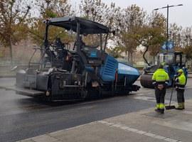 Imatge de la notícia Avui comencen treballs de pavimentació a diversos carrers de la ciutat