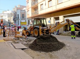 El carrer dels Comtes d'Urgell tindrà més vorera, més aparcament i arbrat
