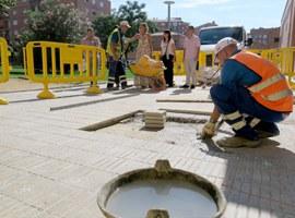 La Paeria realitza diverses obres de manteniment i millora durant l'estiu