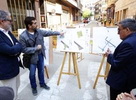Imatge de la notícia Les obres al barri de Noguerola estaran llestes a finals d'octubre i permetran millorar l'accessibilitat i la mobilitat al barri i la qualitat ambiental del riu