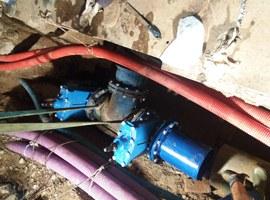 Millora del subministrament d'aigua a la Bordeta i els Magraners