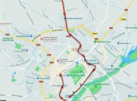Talls i desviaments de trànsit per la desfilada de carrosses de Sant Antoni