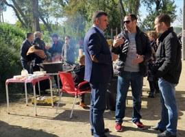 Els veïns del Turó de Gardeny celebren la castanyada