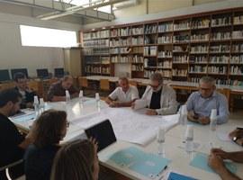 Imatge de la notícia Front comú dels municipis del Segrià per reclamar a la Confederació Hidrogràfica de l'Ebre la millora dels seus camins i carreteres