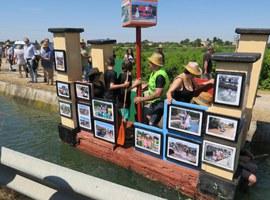 Imatge de la notícia Les embarcacions, l'aigua i l'animació, protagonistes de la tradicional Transsèquia del Camí de Montcada