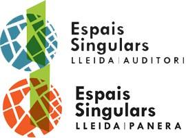 Exposició de les propostes finalistes del concurs d'idees dels Espais Singulars. Lloc: Auditori Municipal Enric Granados i Orfeó Lleidatà.