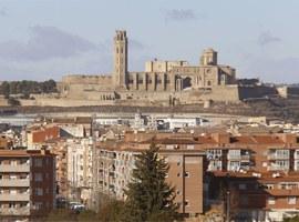 Fèlix Larrosa anima els lleidatans a fer-se seva la candidatura de la Seu Vella a Patrimoni Mundial