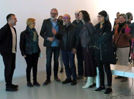 L'alcalde de Lleida, Fèlix Larrosa, anuncia que les obres del Museu d'Art de Lleida s'iniciaran el 4 de desembre