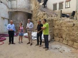 Imatge de la notícia La Paeria avança en la renovació integral del carrer del General
