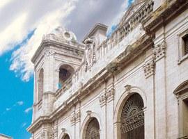 La Paeria repara les xarxes de protecció de les cobertes de les torres de la Catedral Nova