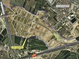 """El paer en cap, Fèlix Larrosa, deixa clar que el projecte comercial de Torre Salses """"serà un parc de mitjanes o grans superfícies o no serà"""""""