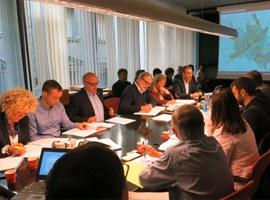 La Comissió d'Hàbitat Urbà, Rural i la Sostenibilitat informa favorablement de l'aprovació inicial del Pla d'Ordenació Urbanística Municipal de Lleida
