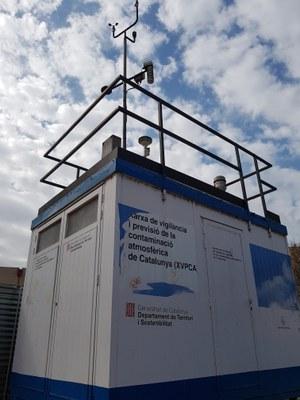 Imatge del event ECODESCOBERTA. Com es mesura la qualitat de l'aire?. Diumenge, 27 de gener
