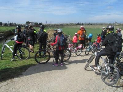 ECODESCOBERTA. Els racons de l'Horta de Grenyana i el Riu Segre, en bicicleta