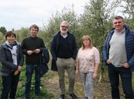 Imatge de la notícia La Paeria dóna suport als productes de proximitat dels agricultors de l'Horta