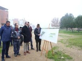 El bosc urbà de Magraners contribueix al projecte global de ciutat, amb espais habitables, de confort i sostenibles