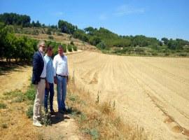 Imatge de la notícia L'Ajuntament de Lleida avança en la millora dels serveis i les oportunitats econòmiques per l'Horta