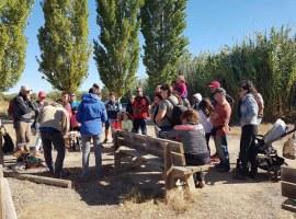 Imatge de la notícia L'Ajuntament de Lleida celebra el Dia Mundial dels Ocells als Aiguamolls de Rufea
