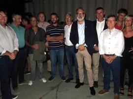 L'alcalde de Lleida, Fèlix Larrosa, remarca que l'Horta és un dels grans focus de la política del Govern municipal perquè distingeix i dóna personalitat a la ciutat