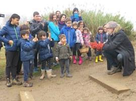 La revolució verda de Lleida arriba també als Aiguamolls de Rufea