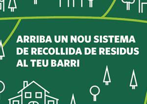 """Imatge de la notícia Larrosa: """"Amb la recollida porta a porta fem que la ciutadania participi activament d'aquest nou model, que se segueix arreu d' Europa"""""""