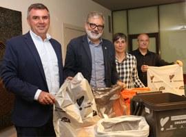 Imatge de la notícia Lleida inicia la recollida de residus porta a porta el proper 5 de novembre als barris de Ciutat Jardí i Vila Montcada